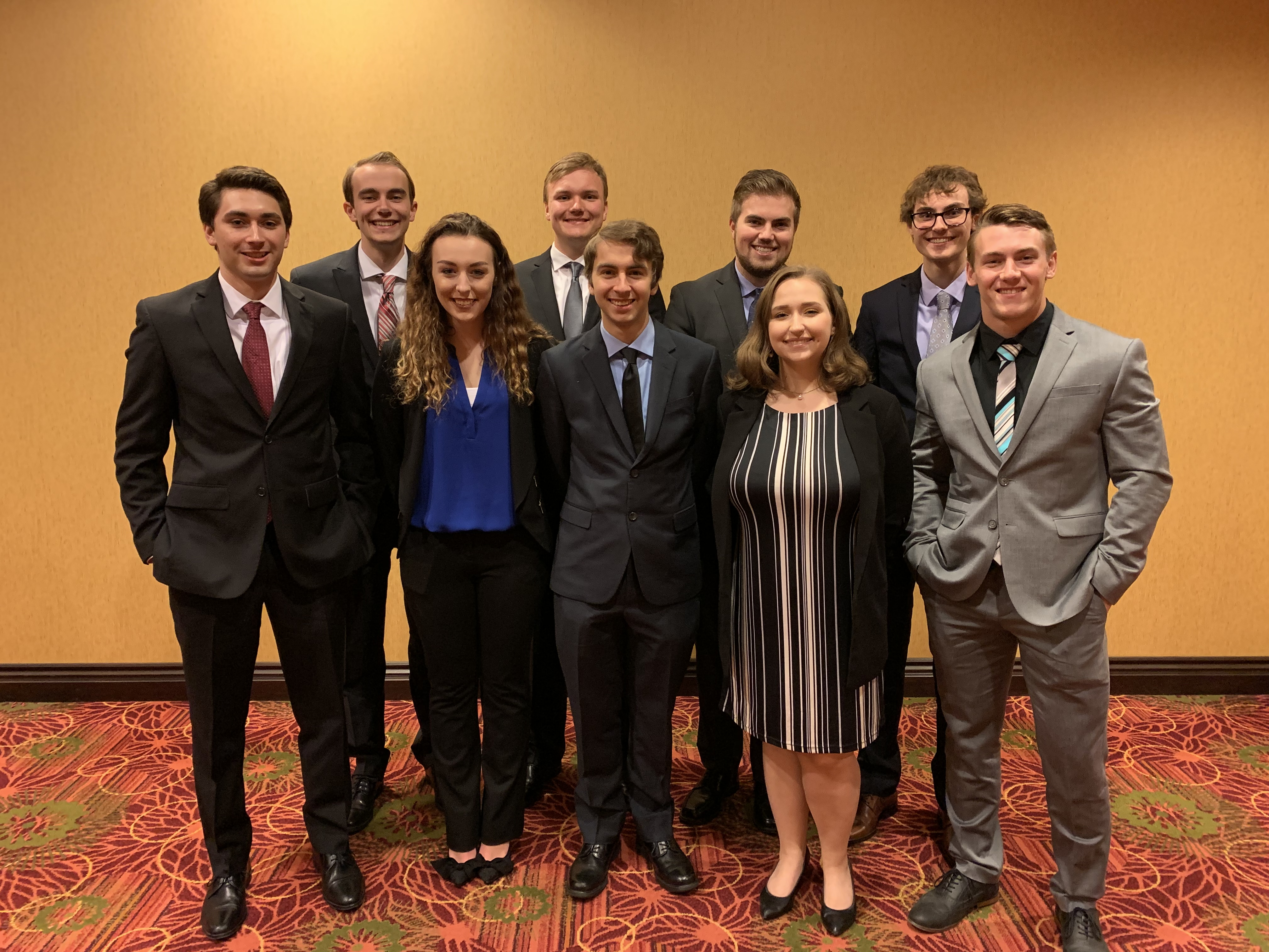 Actuarial Club Officers Picture